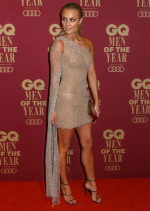 Elyse Knowles - 2017 GQ Men Of The Year Awards in Sydney