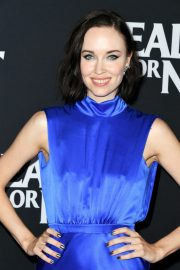 Elyse Lavesque - Photocall at LA screening of Ready or Not