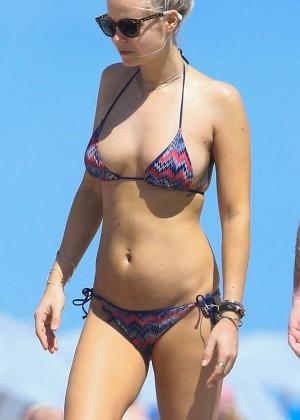 Emelie Norenberg in Bikini in Miami