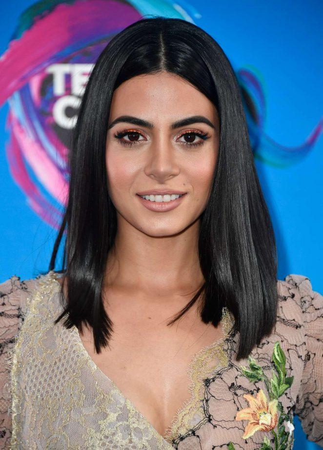 Emeraude Toubia - 2017 Teen Choice Awards in Los Angeles