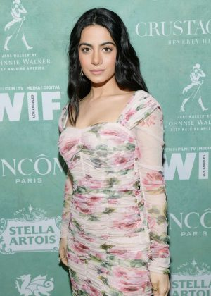 Emeraude Toubia - 2018 Women in Film Pre-Oscar Cocktail Party in Beverly Hills