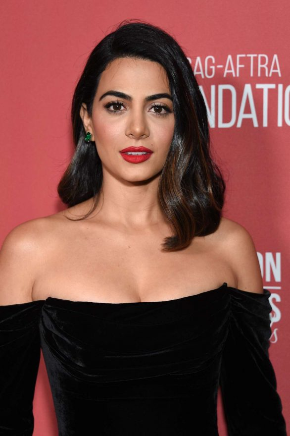 Emeraude Toubia - 4th Annual Patron of the Artists Awards in Los Angeles