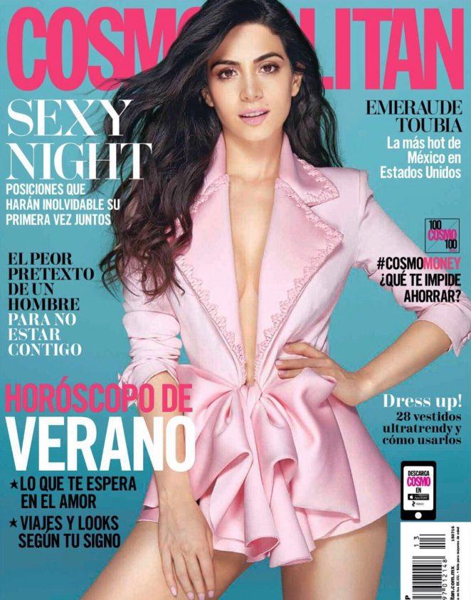 Emeraude Toubia - Cosmopolitan Mexico Magazine (July 2016)