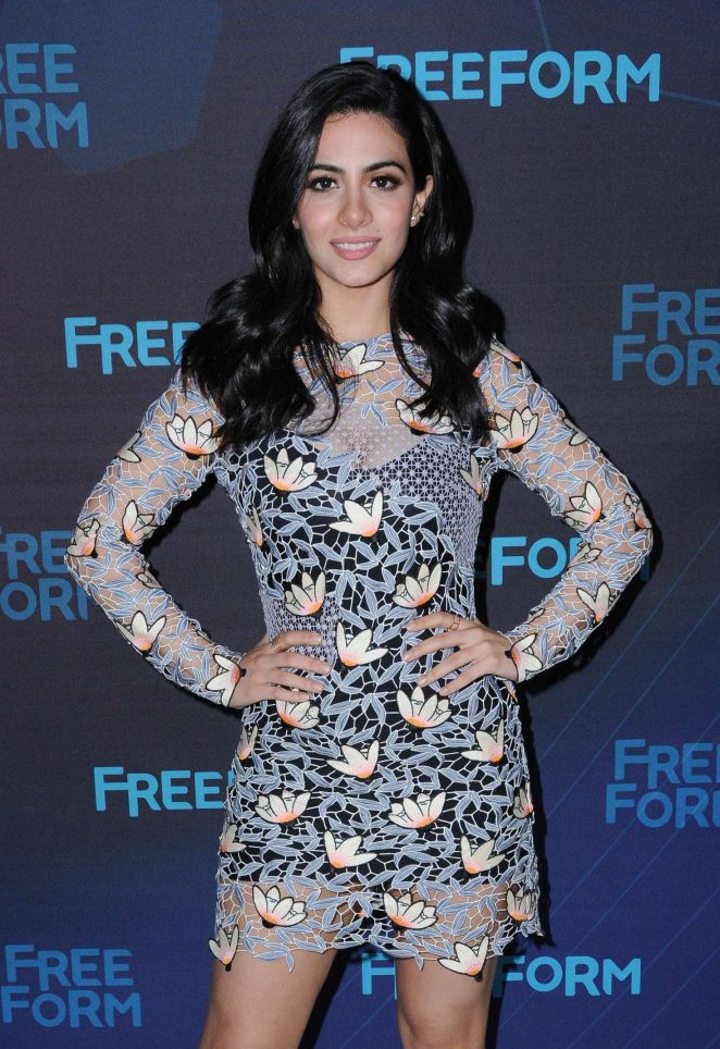Emeraude Toubia - Disney ABC Television Hosts TCA Winter Press Tour 2017 in Pasadena