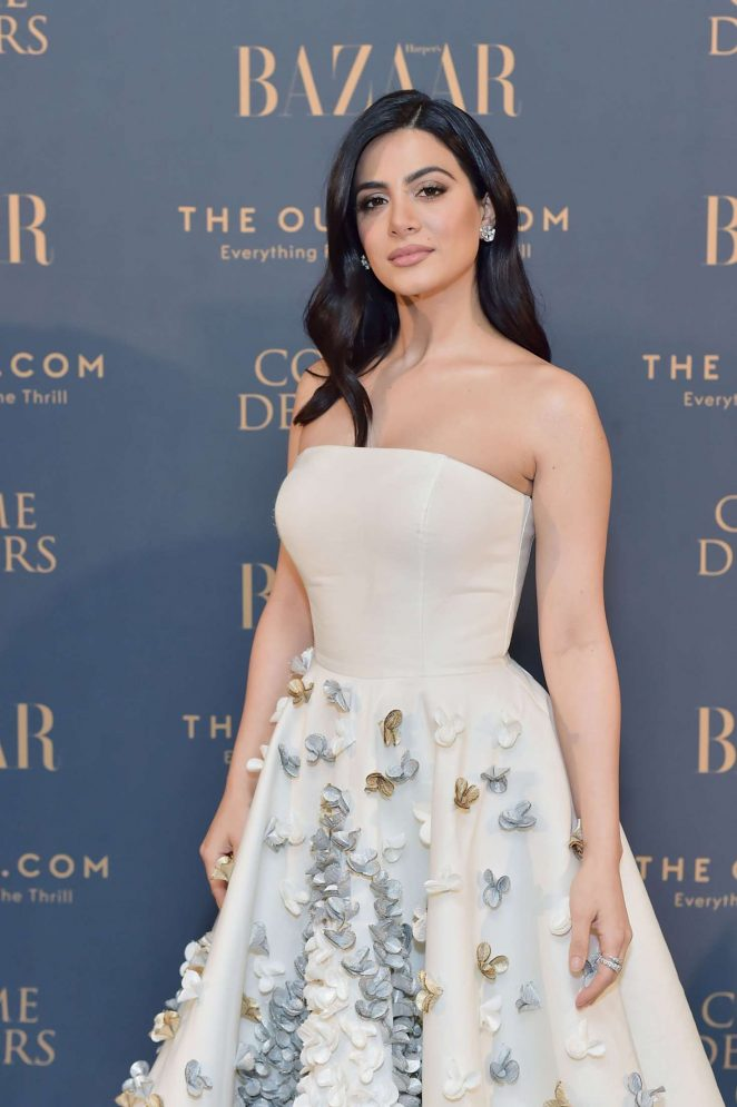 Emeraude Toubia - Harper's BAZAAR and the CDG Celebrate Top Costume Designers and Nominees of the 20th CDGA in LA