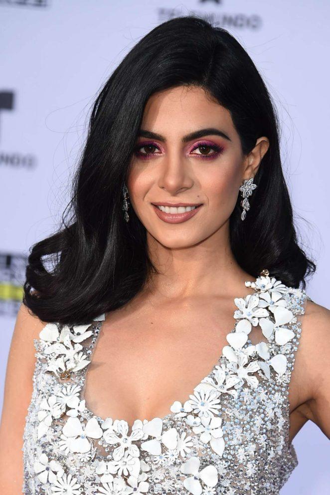 Emeraude Toubia - Latin American Music Awards 2017 in Los Angeles