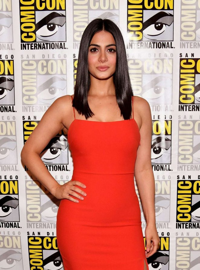 Emeraude Toubia - Shadowhunters Panel 2017 Comic-Con International 2017 In San Diego