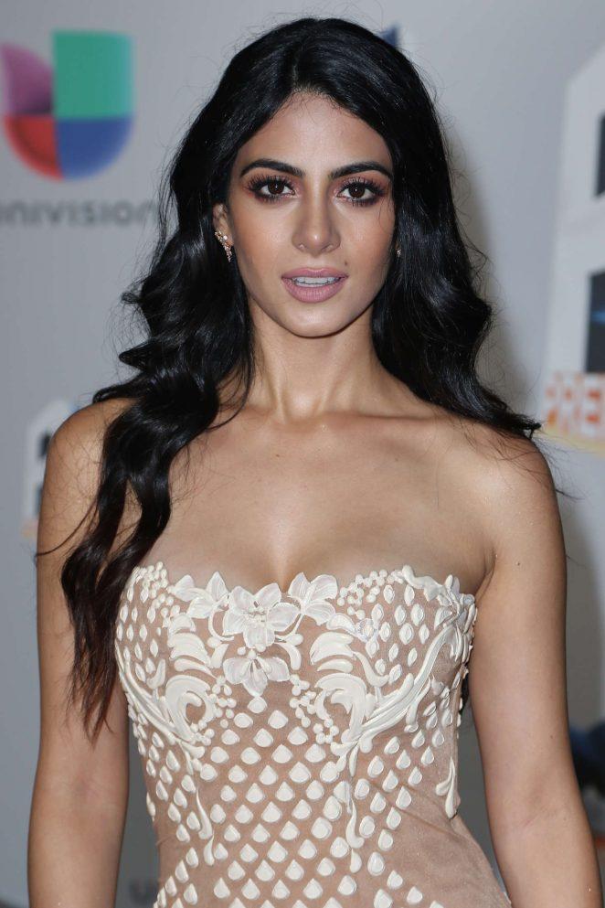 Emeraude Toubia - Univision's Premios Juventud in Miami