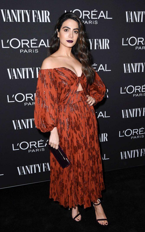 Emeraude Toubia - Vanity Fair and L'Oreal Paris Celebrate New Hollywood in LA