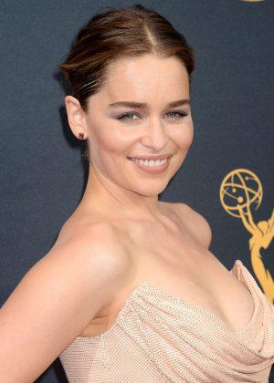Emilia Clarke - 2016 Emmy Awards in Los Angeles