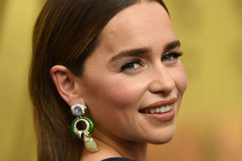 Emilia Clarke 2019 : Emilia Clarke – 2019 Emmy Awards-06
