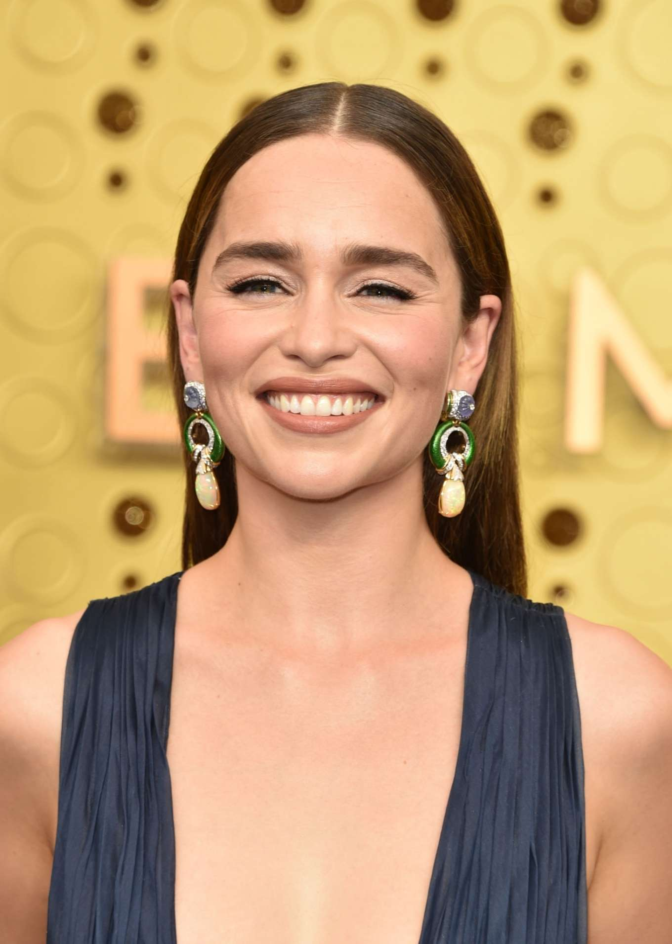 Emilia Clarke 2019 : Emilia Clarke – 2019 Emmy Awards-09