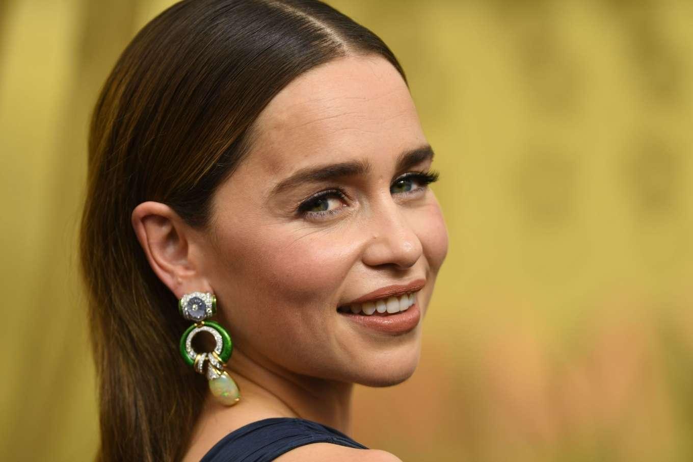 Emilia Clarke 2019 : Emilia Clarke – 2019 Emmy Awards-16