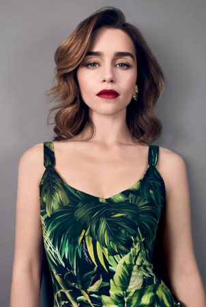 Emilia Clarke - A&E Magazine (March 2020)