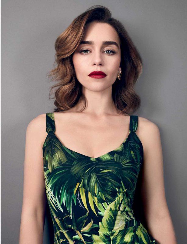 Emilia Clarke - AandE Magazine (March 2020 issue)
