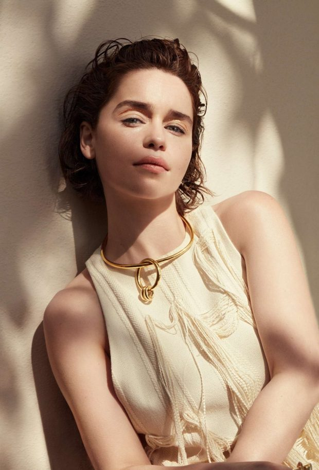 Emilia Clarke - Allure Magazine (June 2019)