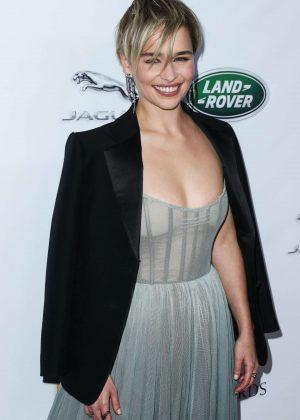Emilia Clarke - British Academy Britannia Awards 2018 in LA