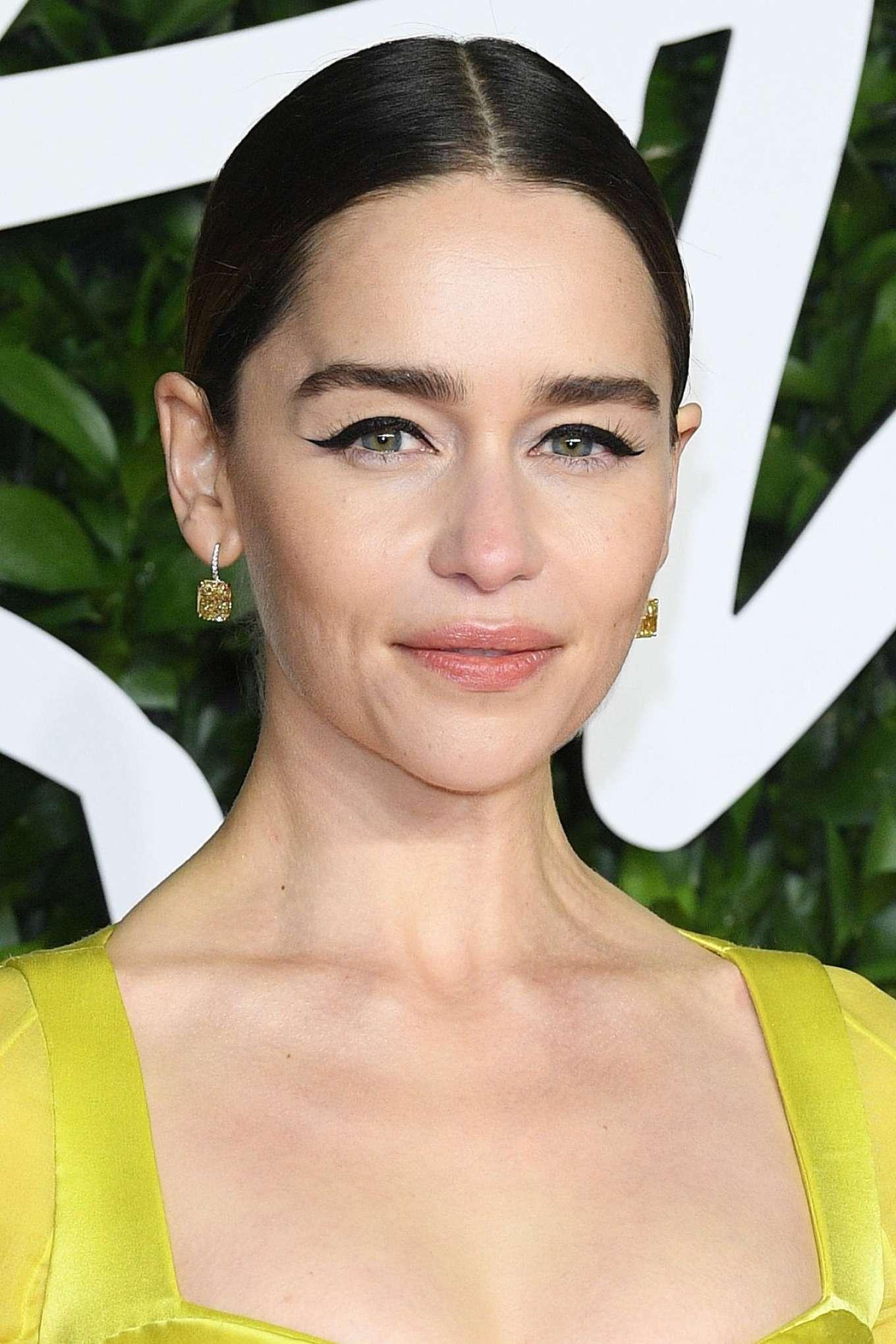 Emilia Clarke 2019 : Emilia Clarke – Fashion Awards 2019 in London-04