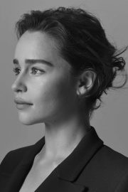 Emilia Clarke by Robert Ashcroft Portraits for #Sameyoucharity 2019
