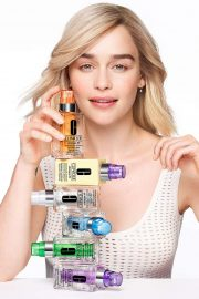 Emilia Clarke - Clinique iD for Clinique 2020