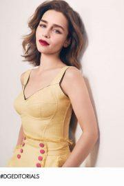 Emilia Clarke - ELLE Arabia (February 2020)