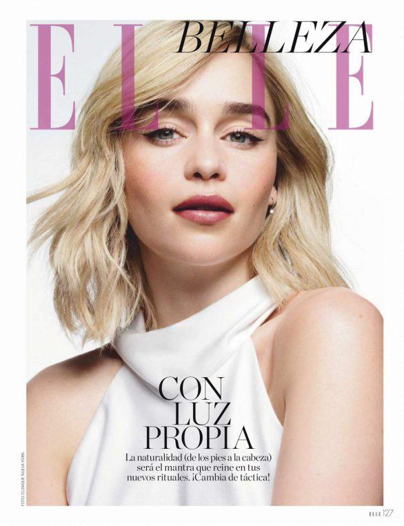 Emilia Clarke - Elle Espana Magazine (February 2020)