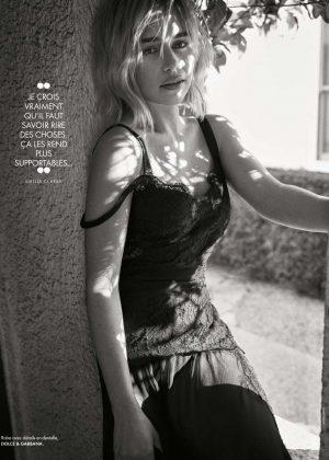 Emilia Clarke - Elle France Magazine (November 2018)