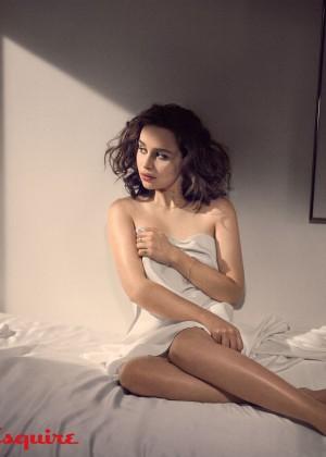 Emilia Clarke: Esquire 2015 -02