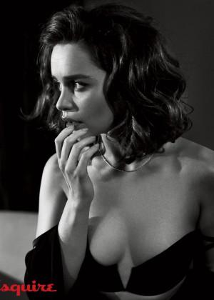 Emilia Clarke: Esquire 2015 -03
