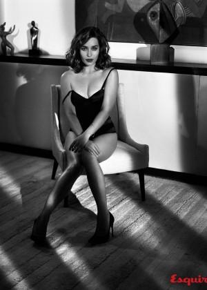 Emilia Clarke: Esquire 2015 -05