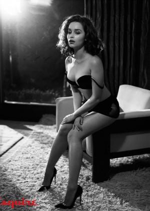 Emilia Clarke: Esquire 2015 -09