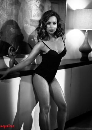 Emilia Clarke - Esquire Magazine (November 2015)