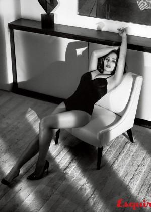 Emilia Clarke: Esquire 2015 -13