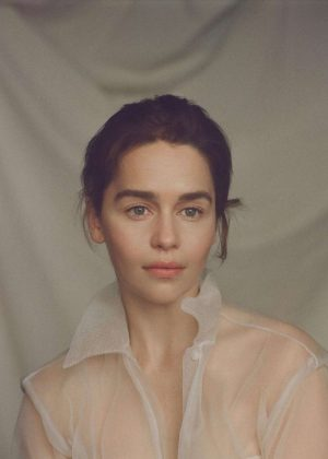 Emilia Clarke for The New Yorker Magazine (March 2019)