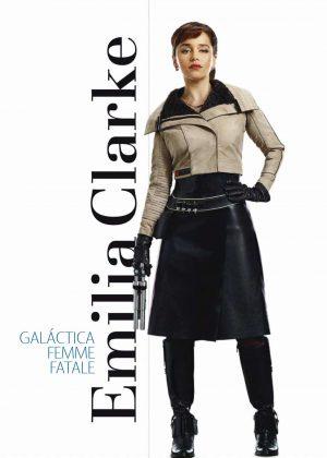 Emilia Clarke - Fotogramas Magazine (May 2018)