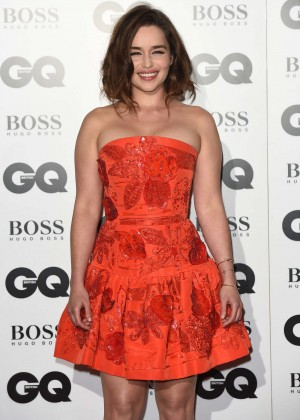 Emilia Clarke - GQ Men Of The Year Awards 2015 in London