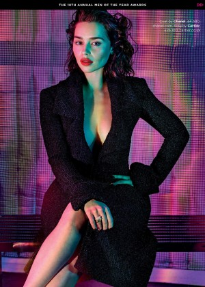 Emilia Clarke - GQ's Woman of the Year (October 2015)