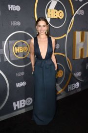 Emilia Clarke - HBO Primetime Emmy Awards Afterparty in Los Angeles