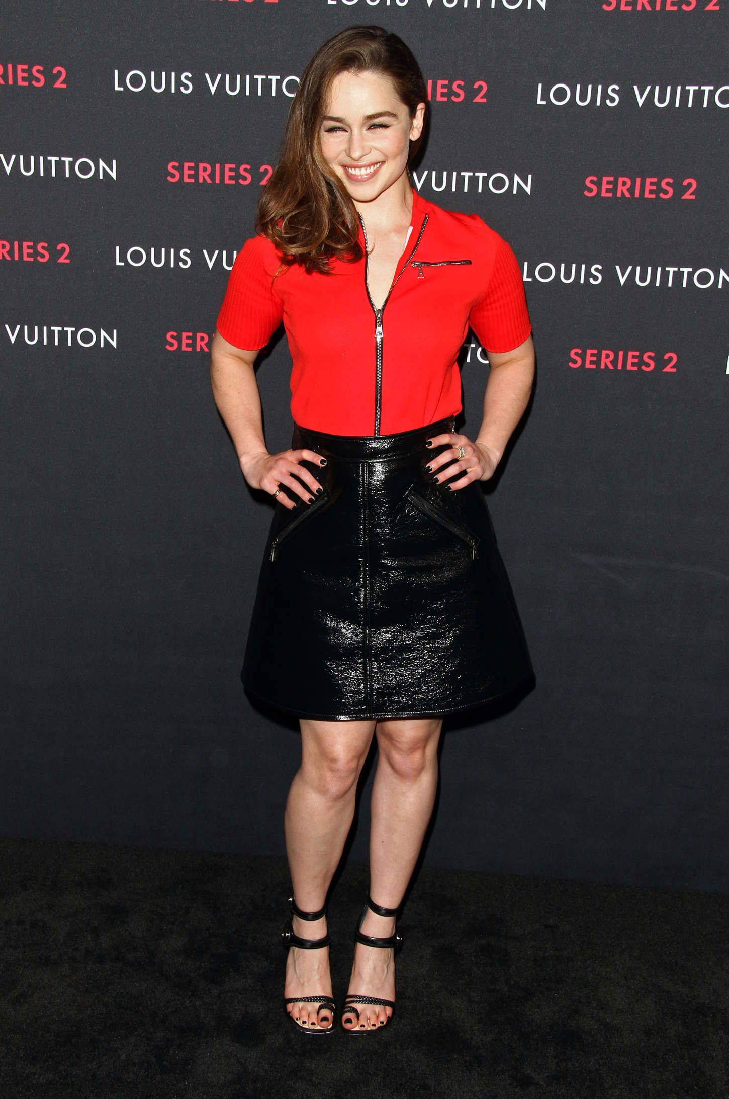 Emilia Clarke 2015 : Emilia Clarke: Louis Vuitton Series 2 The Exhibition -04