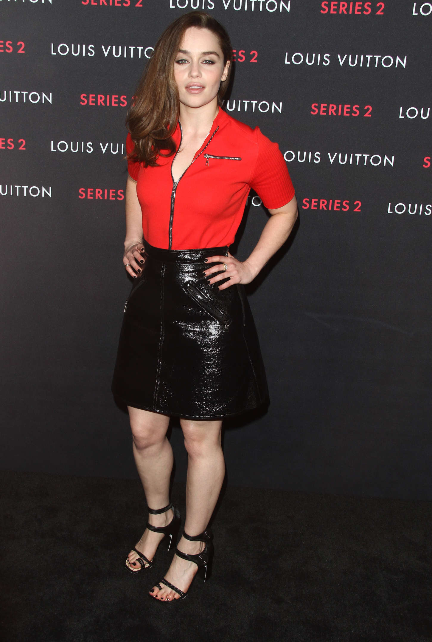 Emilia Clarke 2015 : Emilia Clarke: Louis Vuitton Series 2 The Exhibition -06