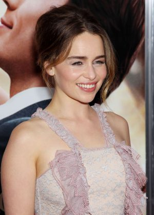 Emilia Clarke - 'Me Before You' Premiere in New York
