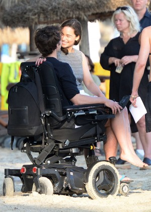Emilia Clarke on Me Before You -02