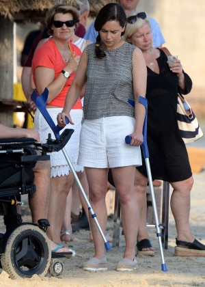 Emilia Clarke on Me Before You -09