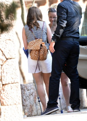 Emilia Clarke on Me Before You -16