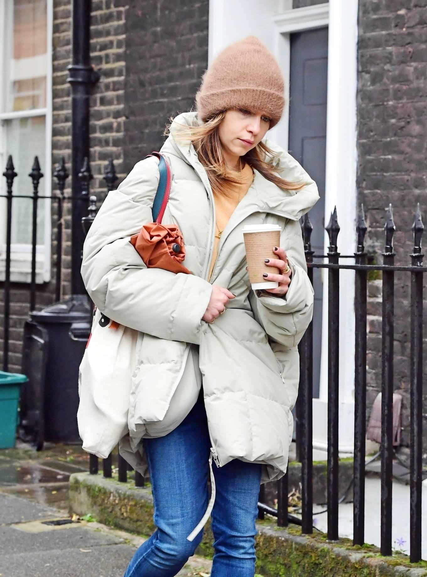 Emilia Clarke 2020 : Emilia Clarke – Out in London-10