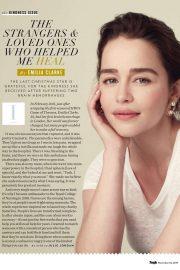 Emilia Clarke - People Magazine (November 2019)