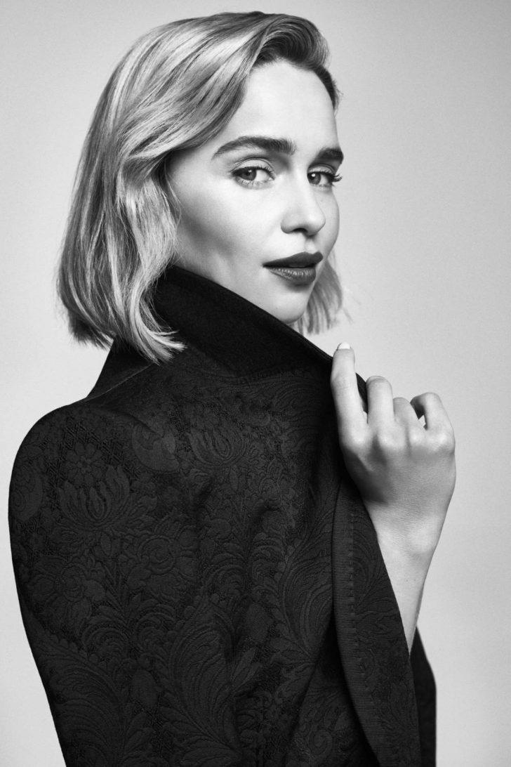 Emilia Clarke 2019 : Emilia Clarke: Photoshoot for Dolce & Gabanna 2019 -04
