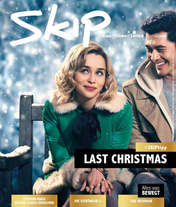Emilia Clarke - SKIP Magazine (November 2019)
