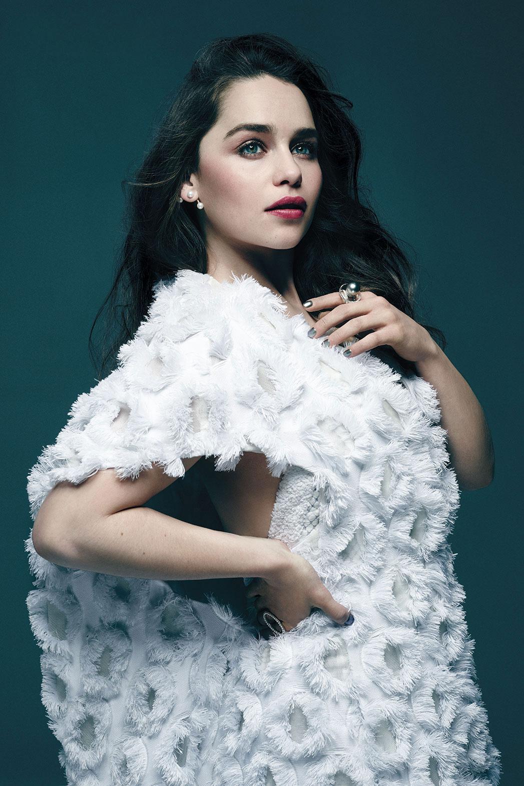 Emilia Clarke - The Hollywood Reporter (April 2015)