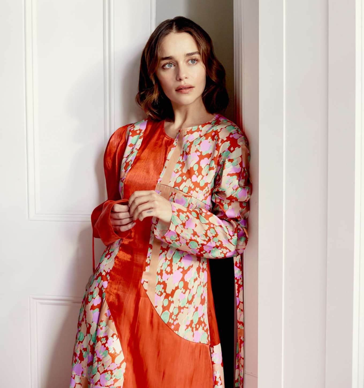 Emilia Clarke - The Observer Magazine (December 2019)